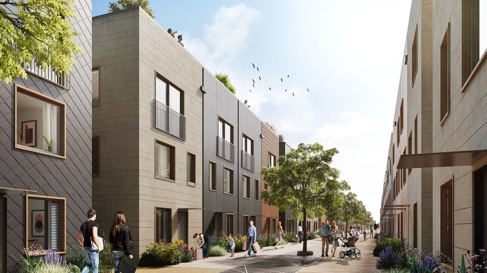 Sustainable, affordable homes - learning lessons from Sweden