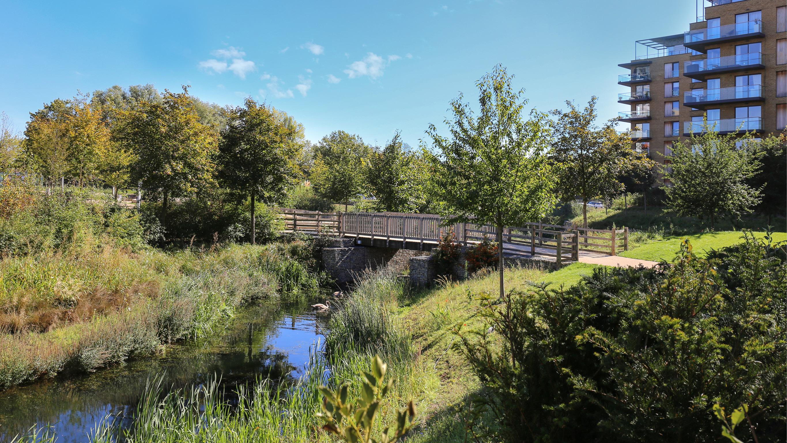 North Cator Park, Kidbrooke Village
