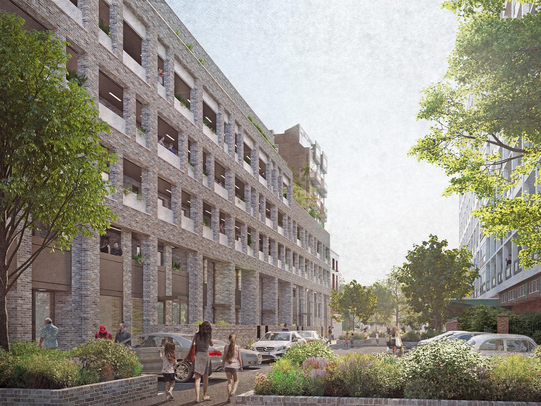 Lambeth Estate Regeneration Sites