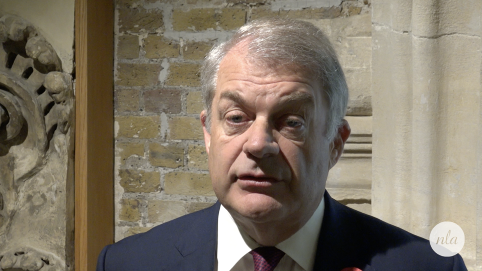 Mark Boleat talks to NLA about Brexit