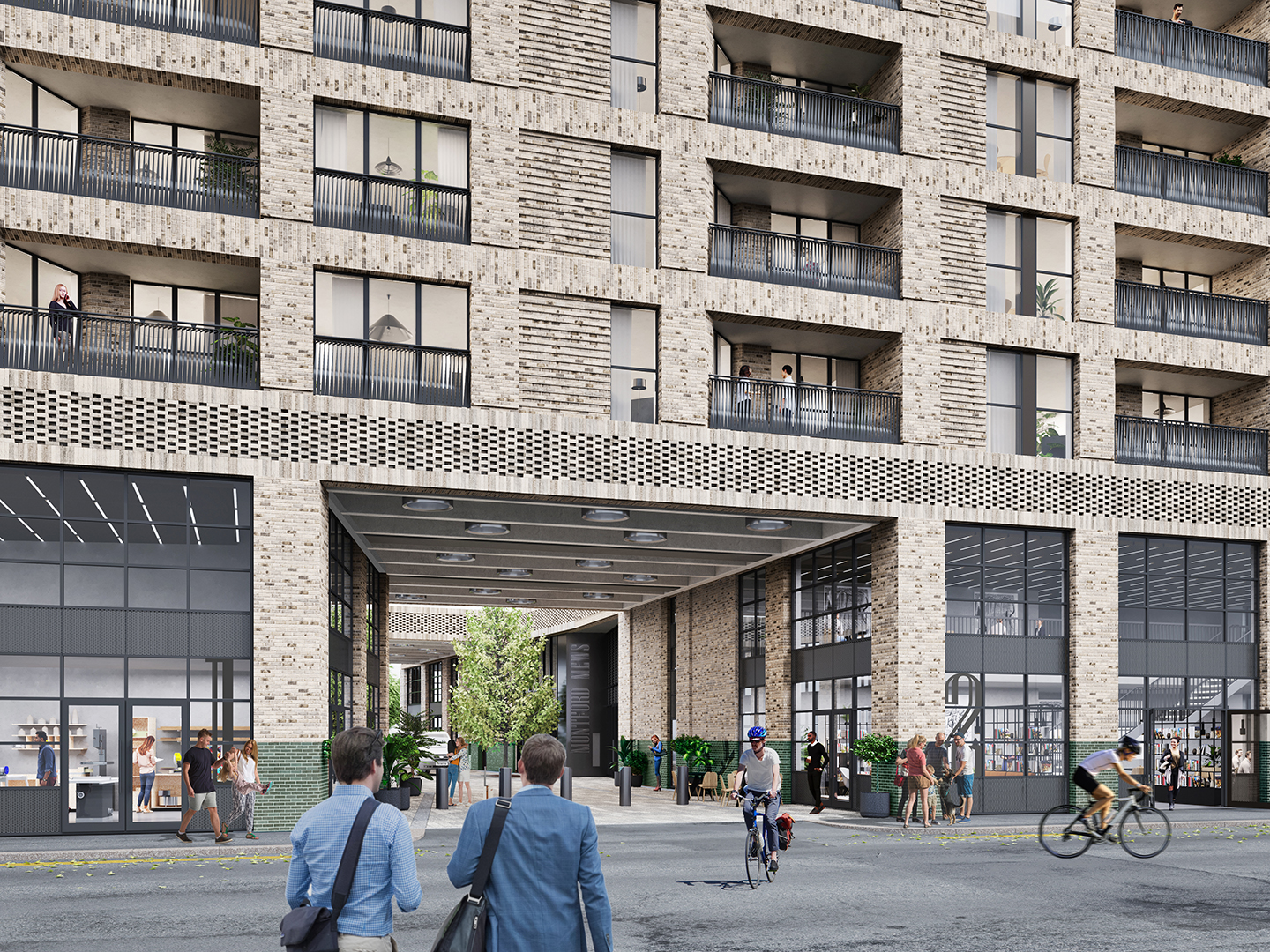 Connected Living London