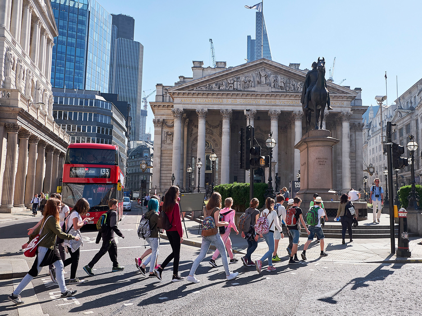 Street space for London: the beginning of a new era?