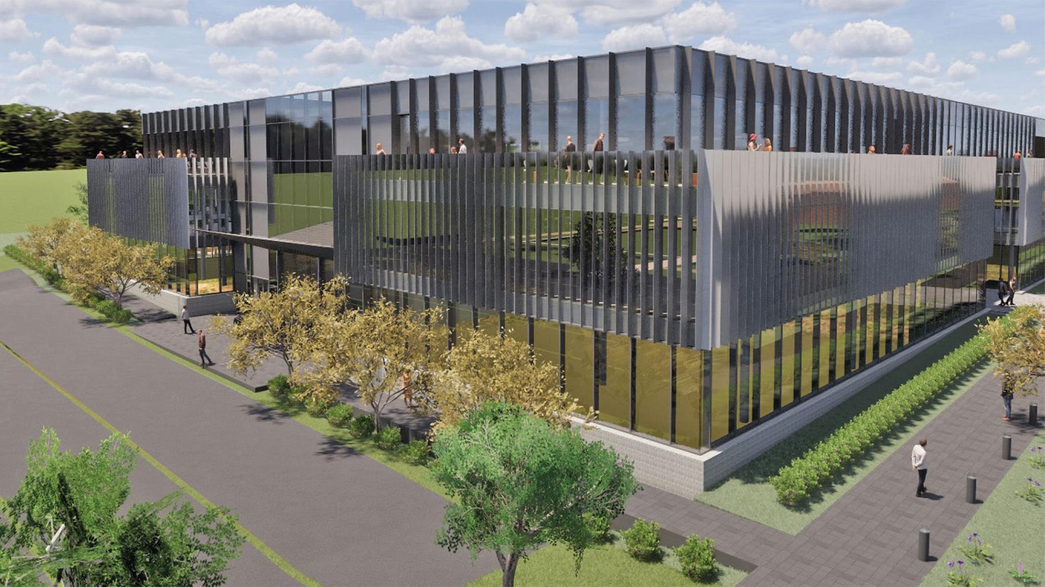 Peterhouse Technology Park Western Expansion