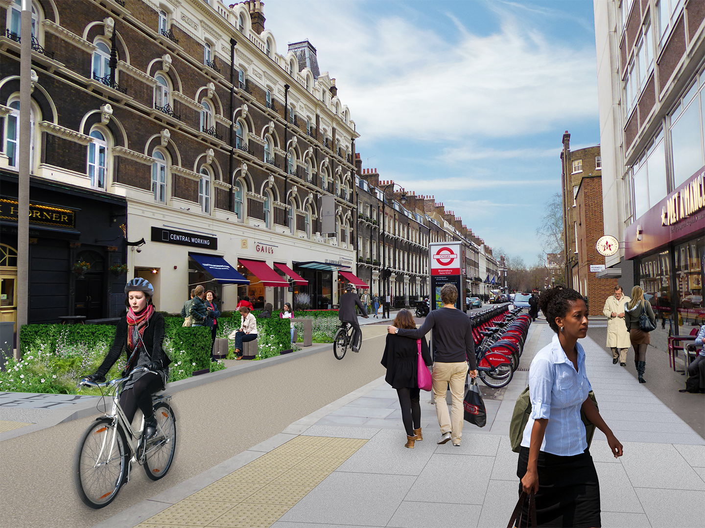 UK Dialogue: How are UK cities adapting their streets for active travel?