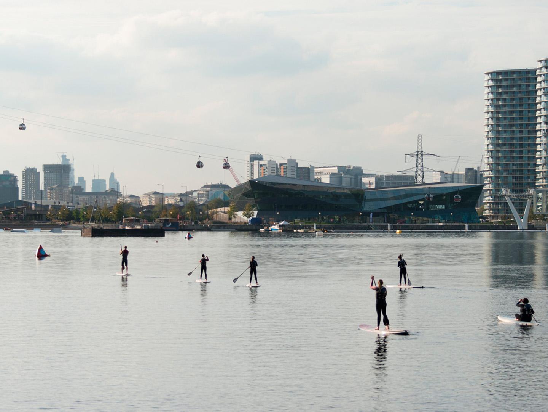 Webinar: Royal Docks: Equalising opportunity in public space