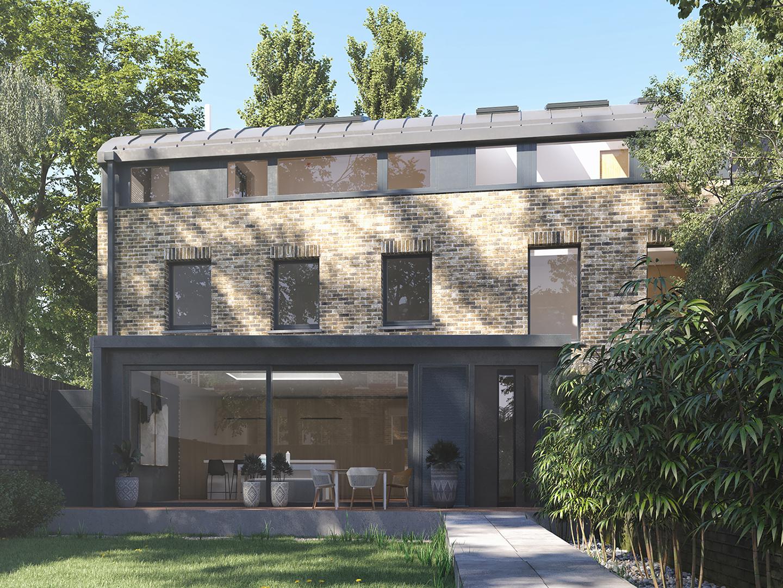 Striving towards Net Zero using Passivhaus buildings