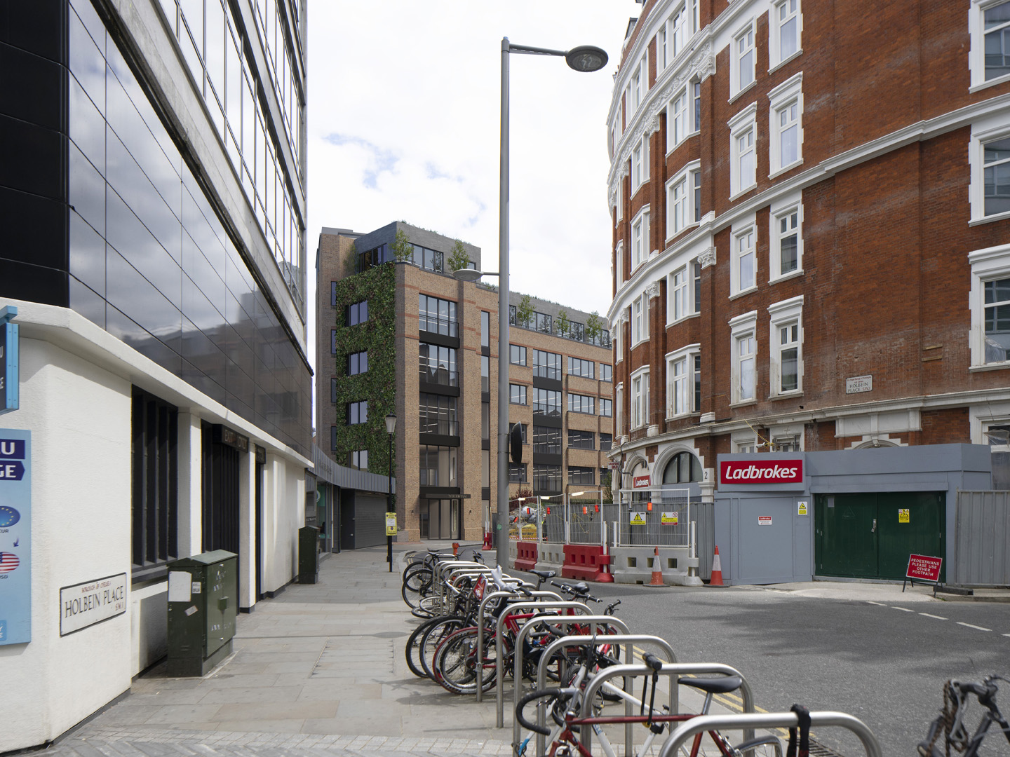 7 Holbein Place, SW1