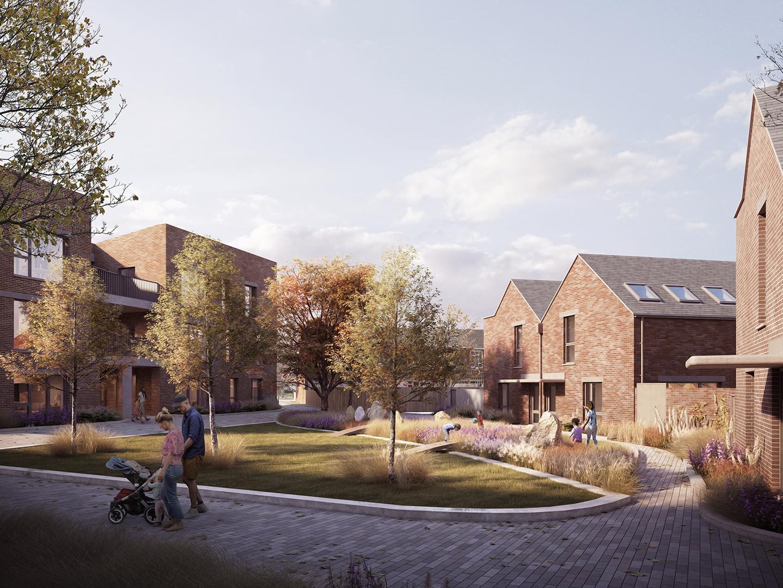 Common Home - Broadfields Estate