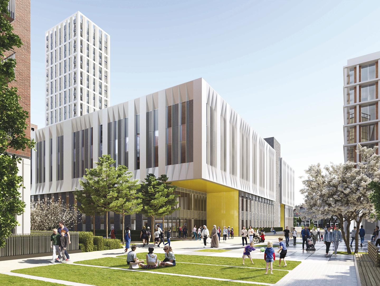 East London Science School