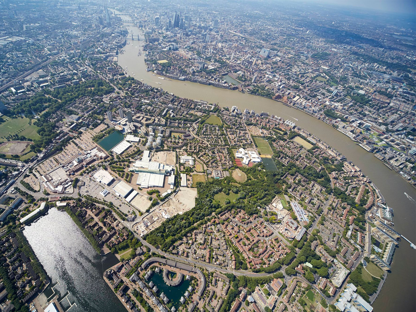 The Thames in 2040: Developing a new river commons in Southwark