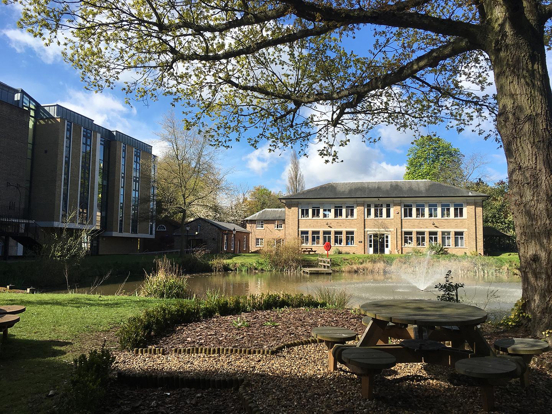 North London Collegiate School - Ideas Hub and Reception Building