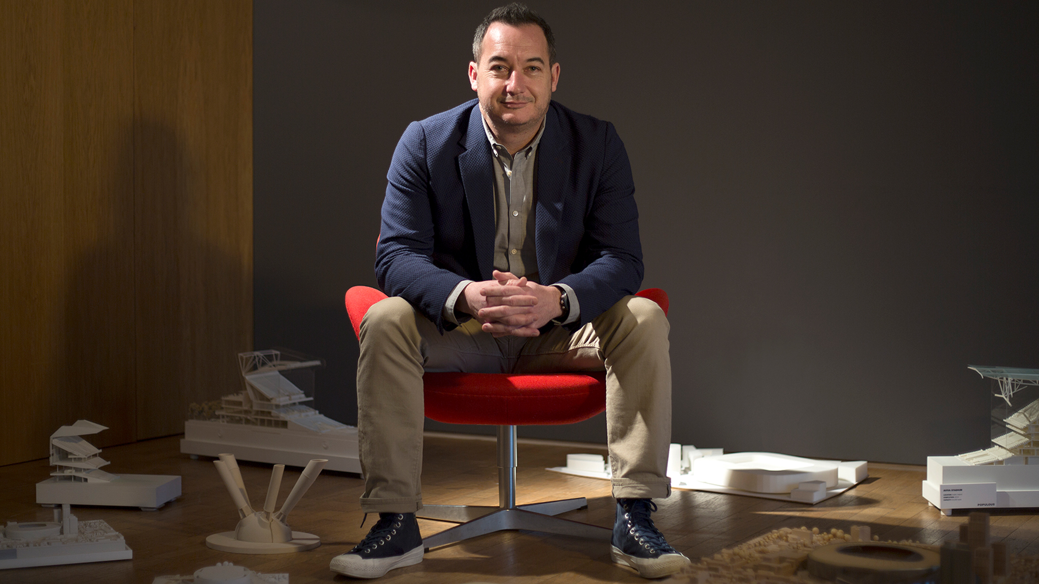 Five minutes with…Chris Lee, MD EMEA, Populous