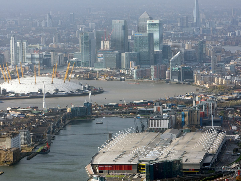 Royal Docks Virtual 'On Location' - Enterprise Zone and Global Gateway