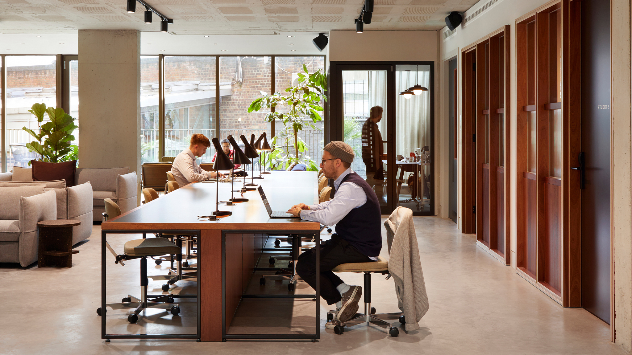 Inspiring Working Environments