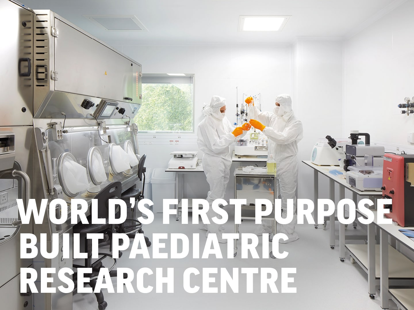Zayed Centre for Research into Rare Disease in Children