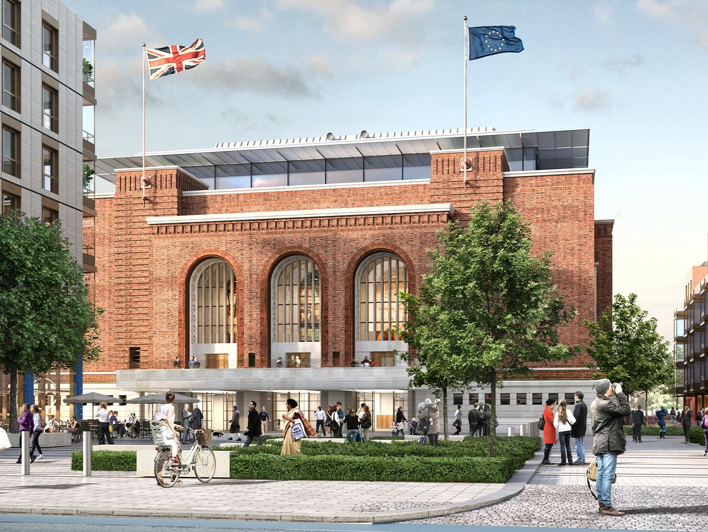 People's Choice Winner: Hammersmith & Fulham Civic Campus
