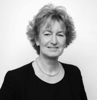 Pam Alexander OBE
