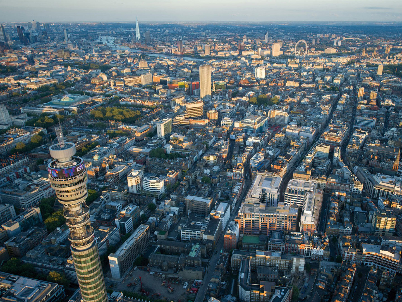 Architecture Tour – Bloomsbury & Fitzrovia
