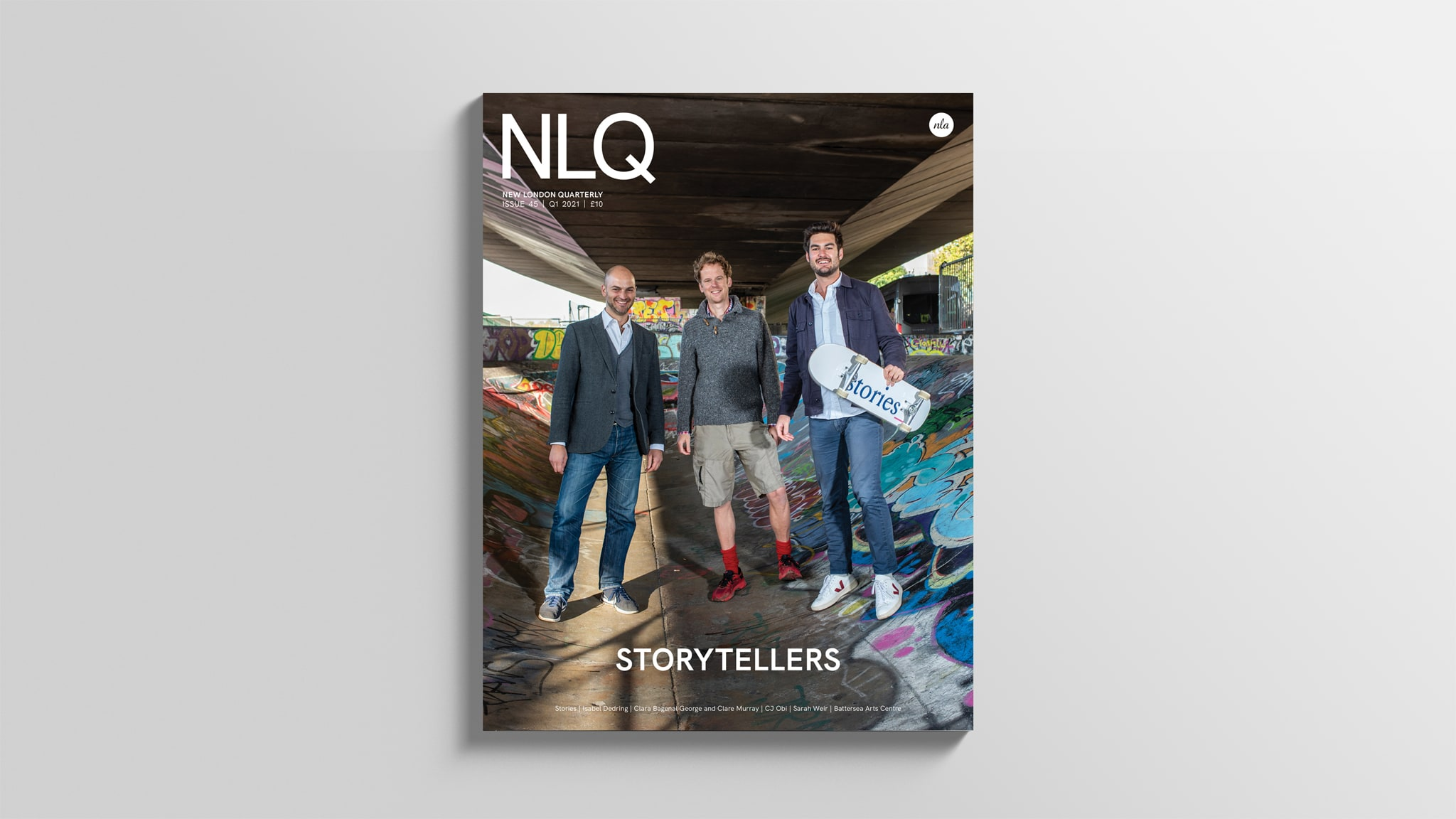NLQ Issue 45