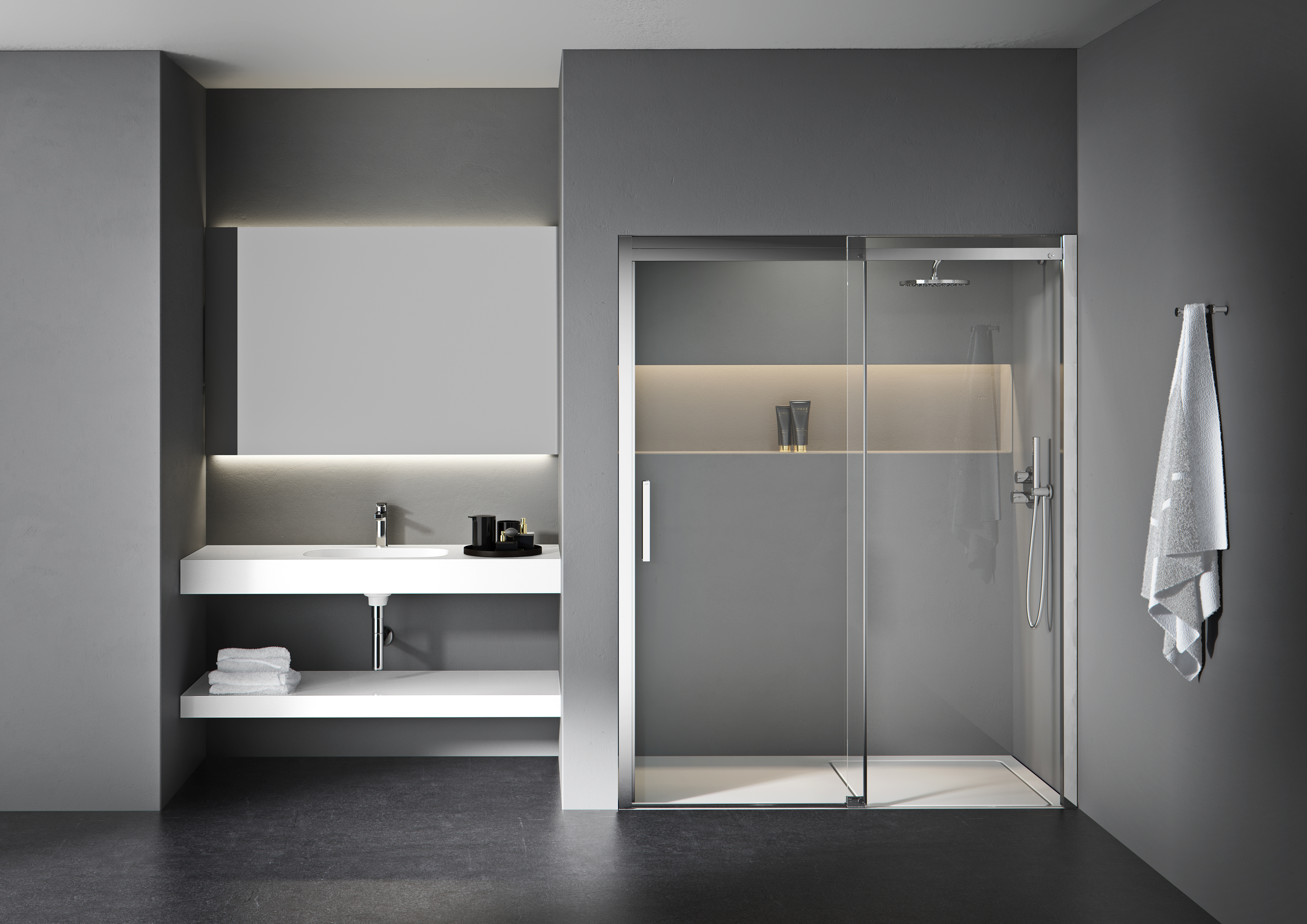 Shaping the Bathroom Space of the Future