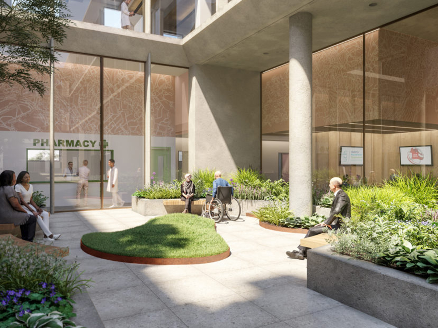 Project Showcase: Building hospitals, with a shift in perspective