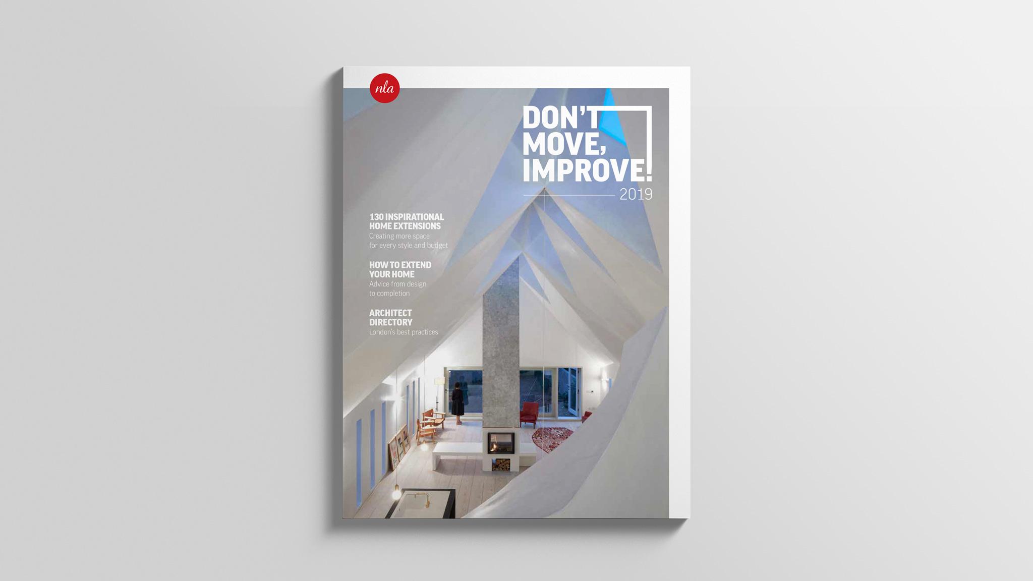 Don't Move, Improve! 2019