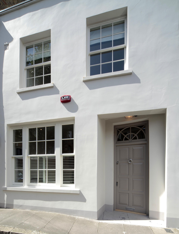 Clareville Kensington London Sash Window Project
