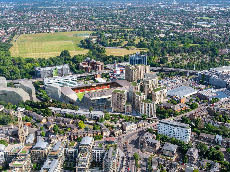 London sports venues score crucial regeneration goals