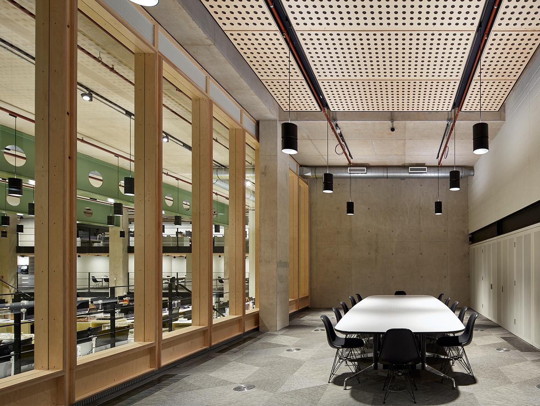 AHMM Studio at White Collar Factory