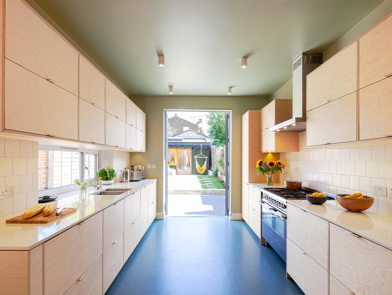 Claire and Tom's Home, Zminkowska De Boise Architects