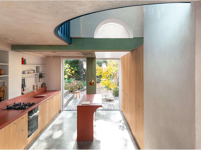 The House Recast, Studio Ben Allen