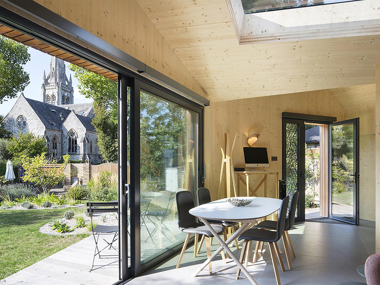 Origami House, KSKa Architects