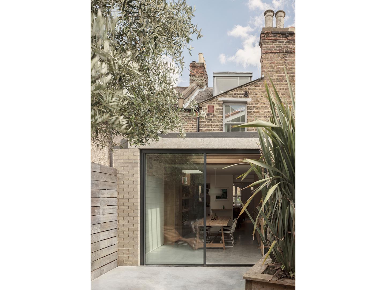 Peckham Rye House, Draper Studio