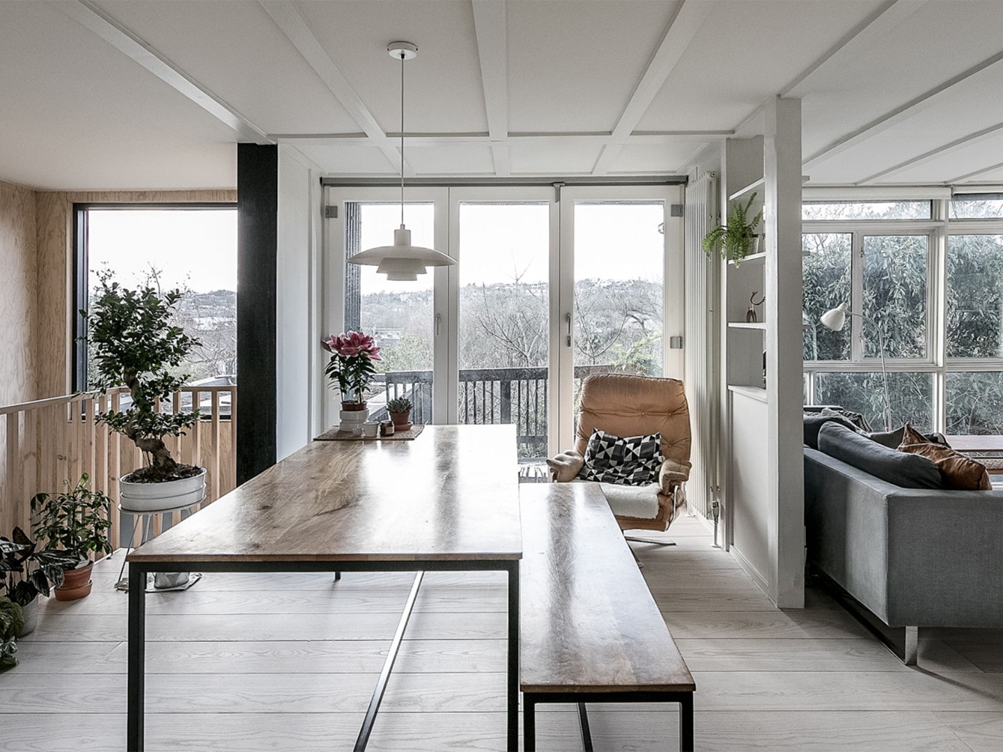 The Segal House, Fraher and Findlay Architects