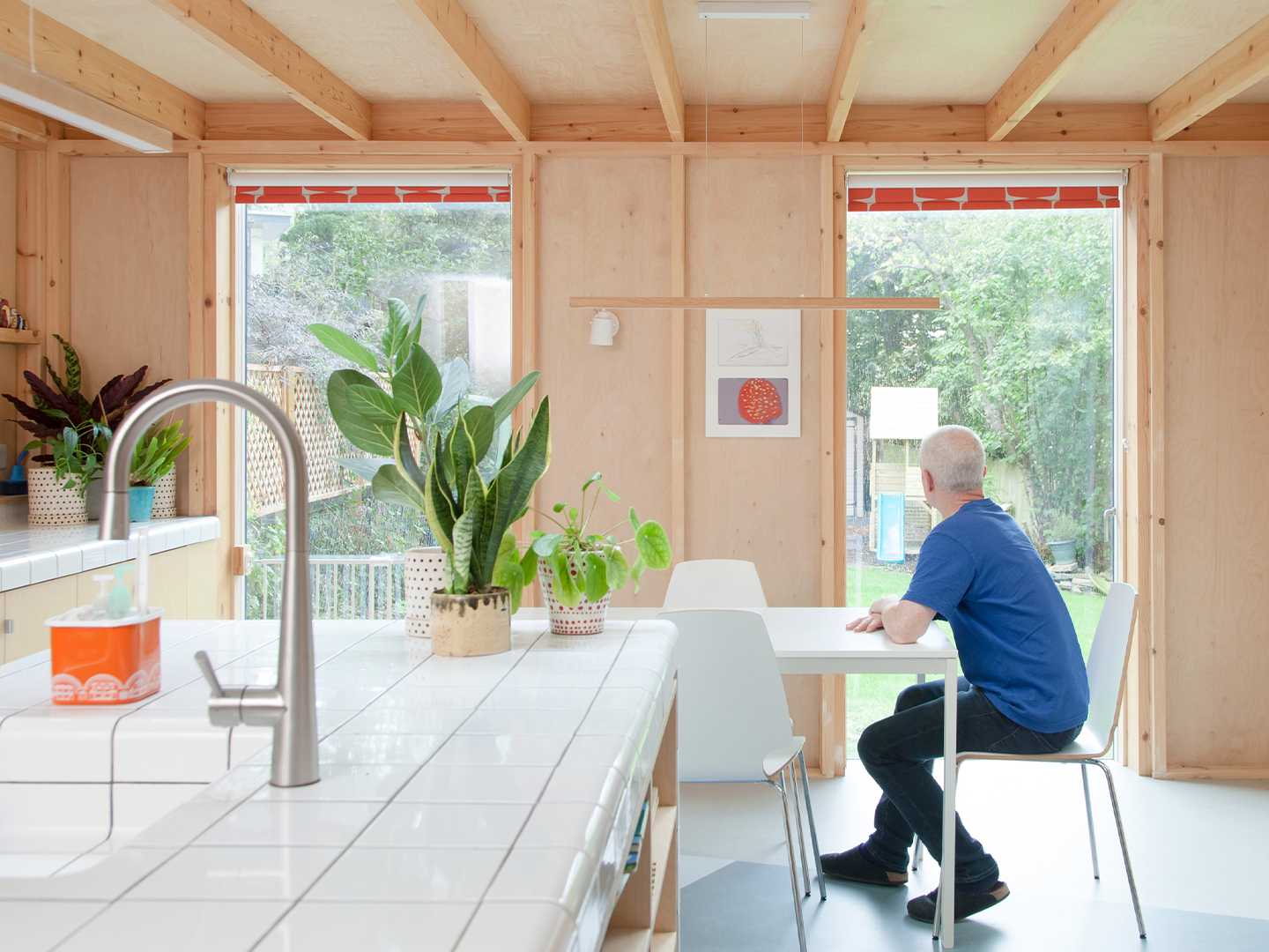 Don't Move, Improve! How to design a healthy home
