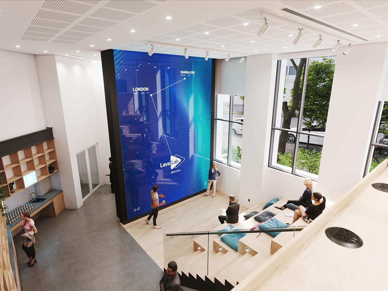 Lava.Lab - Global Design Concept