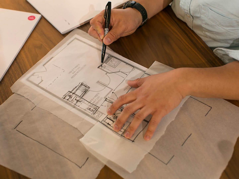 Don't Move, Improve! Architect design consultations