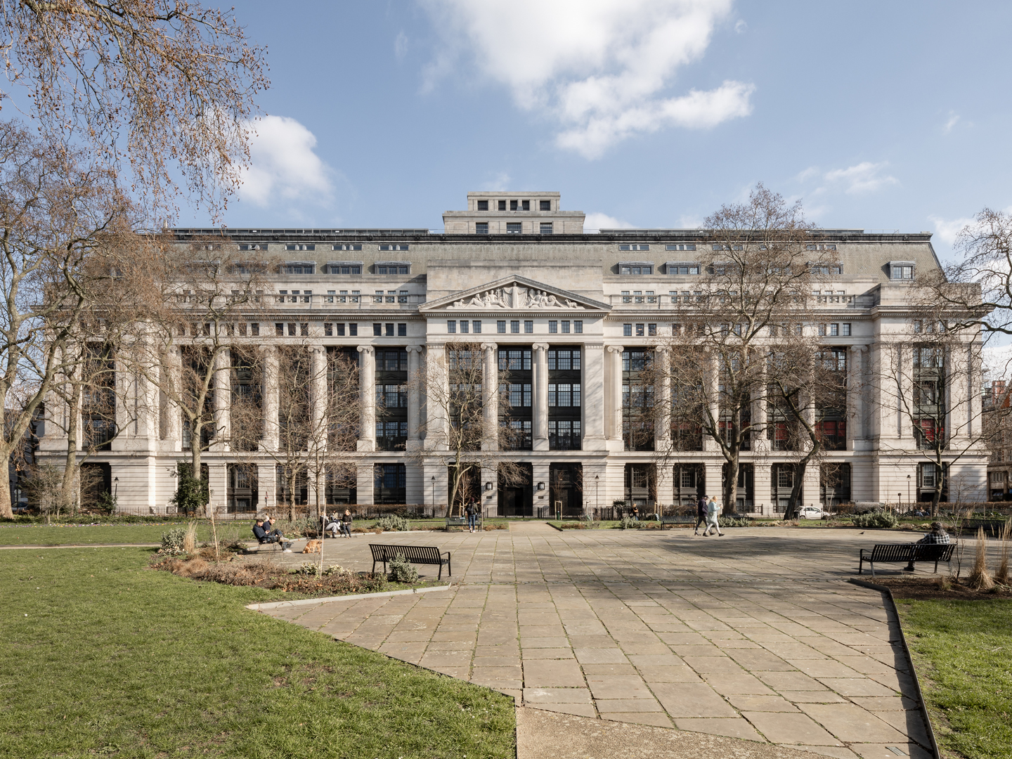 LABS at Victoria House, Bloomsbury