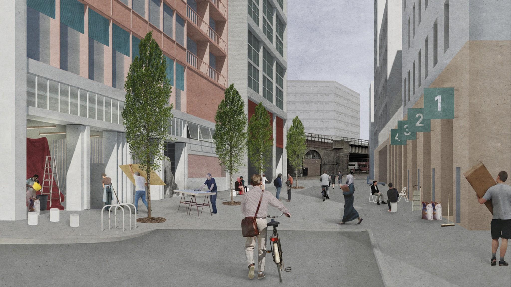Battersea Design and Technology Quarter