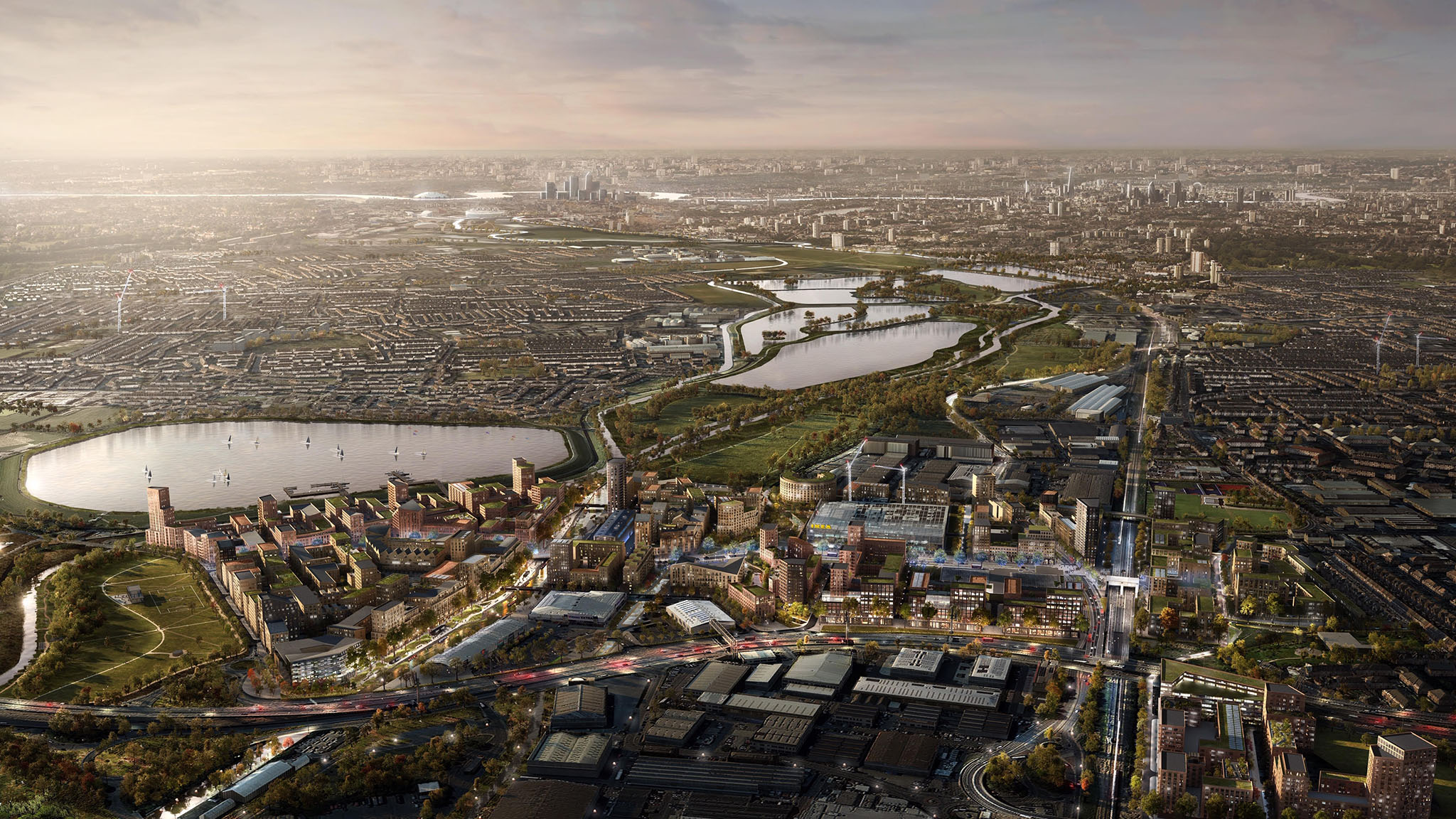 Adaptation, flexibility and opportunity to change are key to London's climate resilience