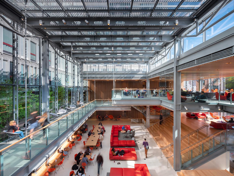 Harvard University: Smith Campus Center