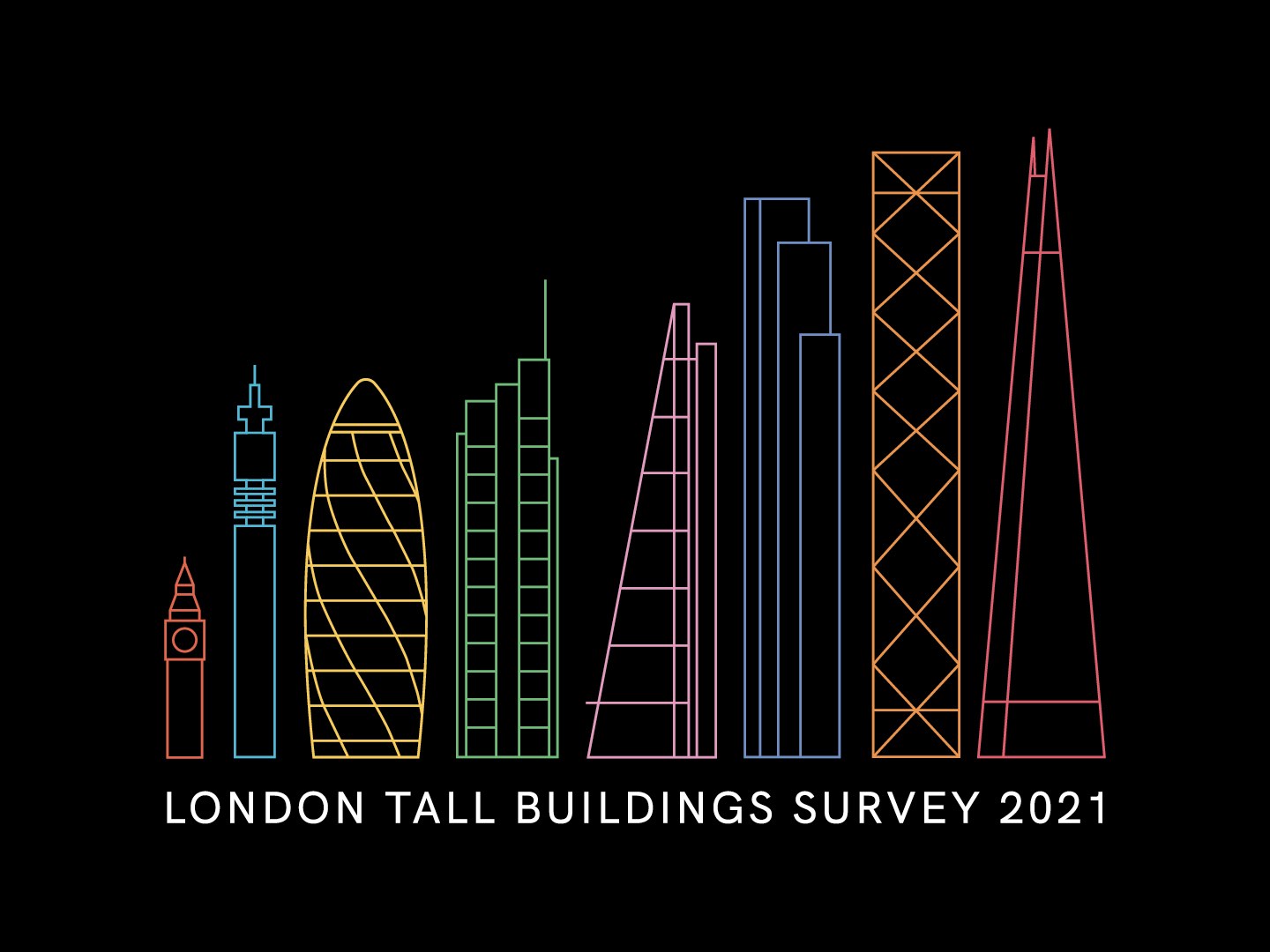 Londons Tall Buildings Survey 2021