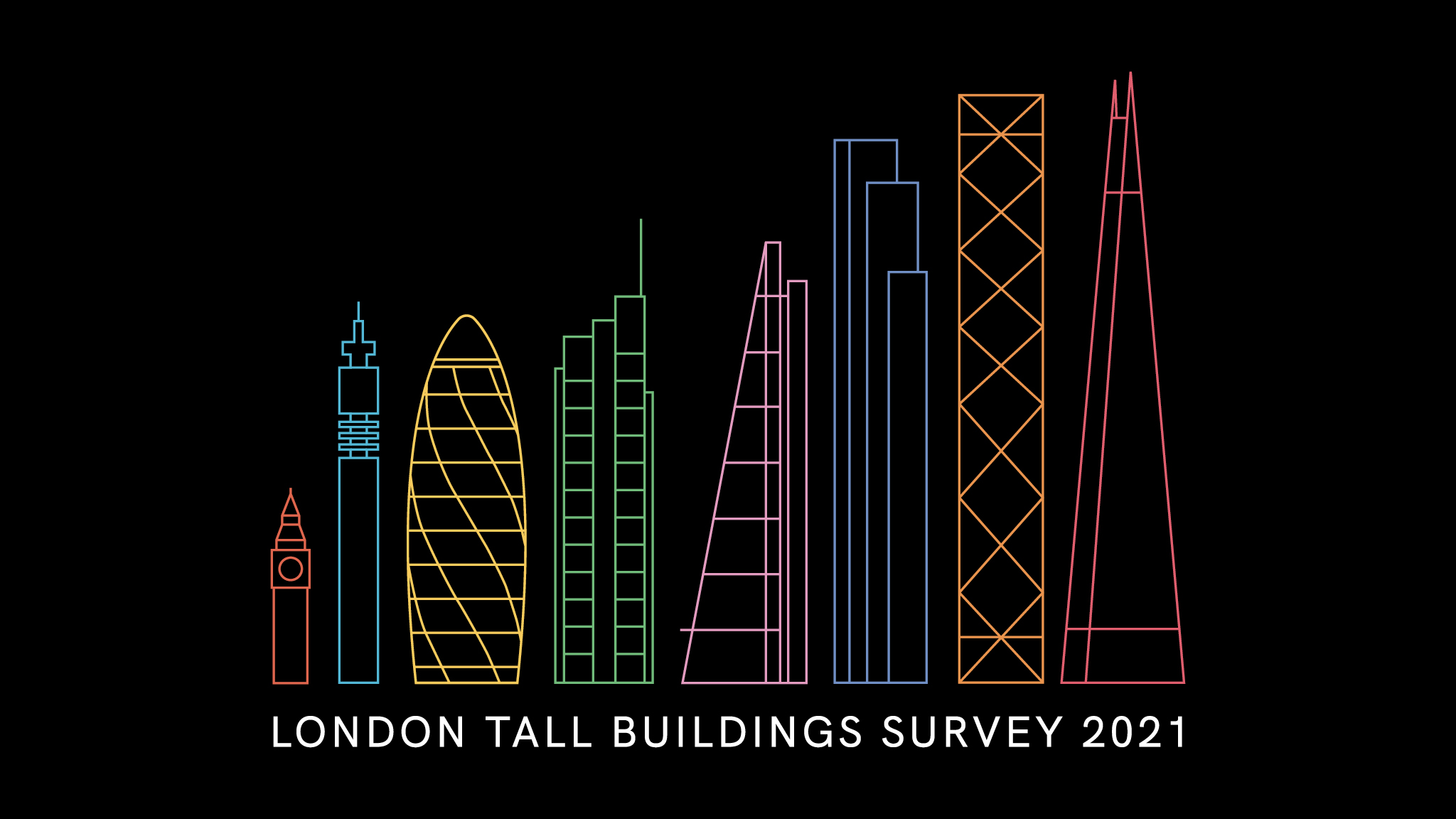 Londons Tall Buildings Survey 2021