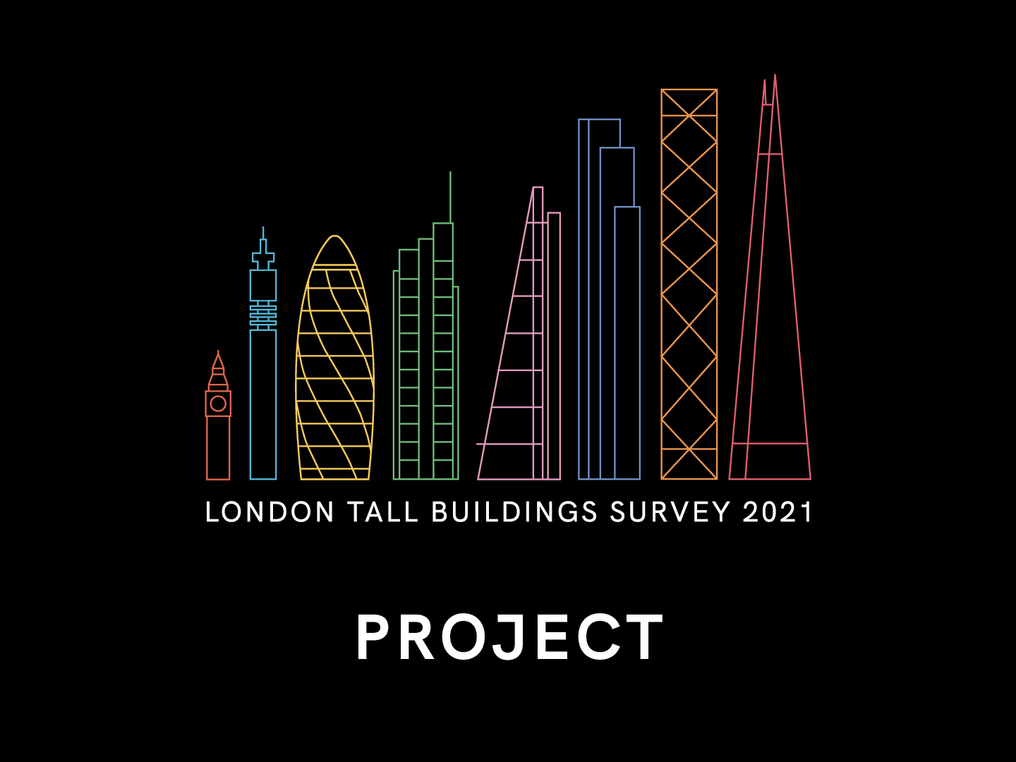 London Tall Buildings 2021