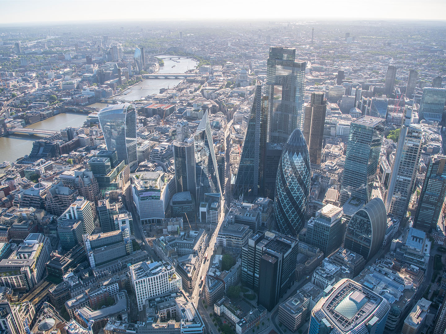 The Changing Face of London - City edition