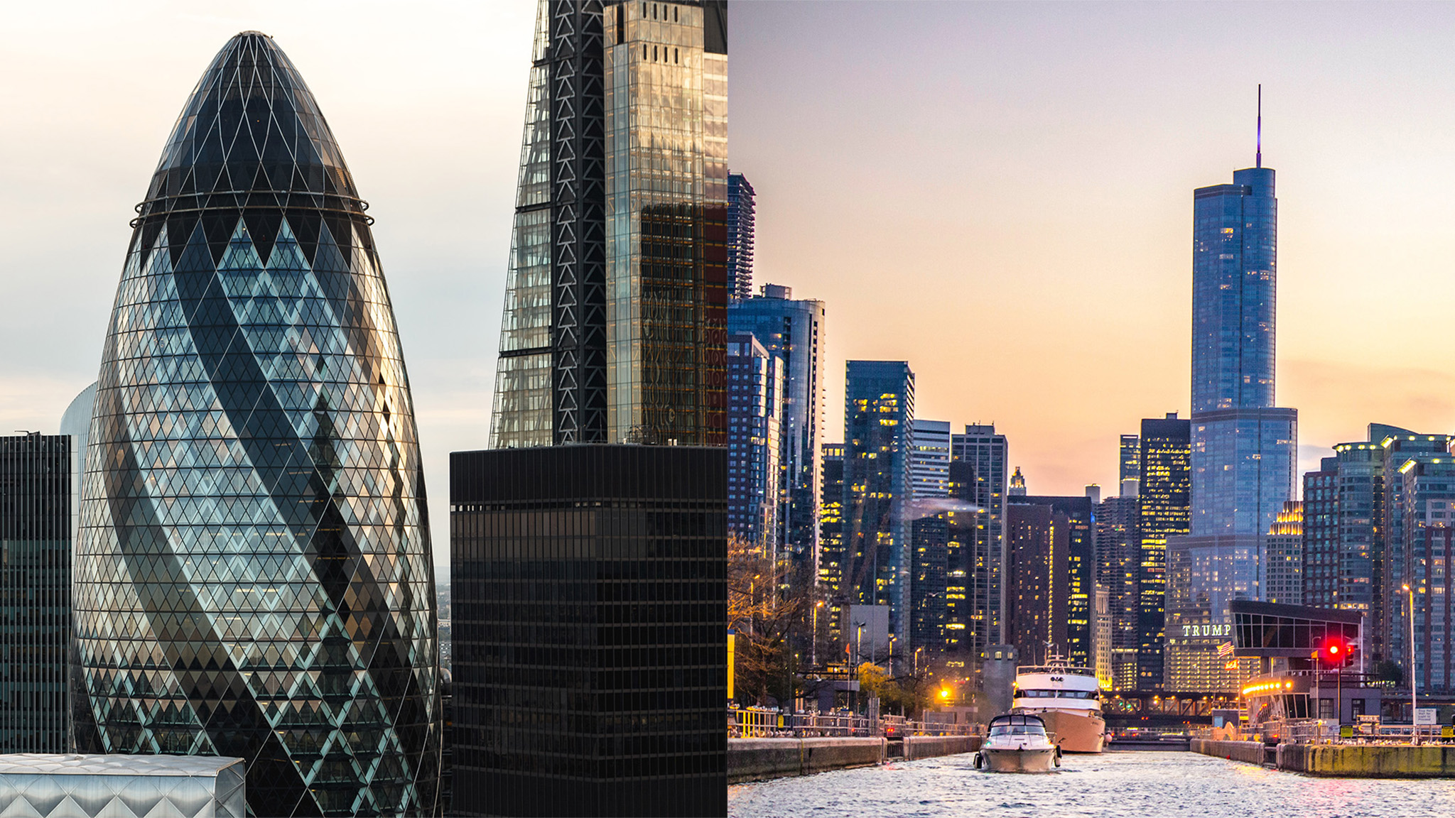 Chicago, London, and greener tall buildings