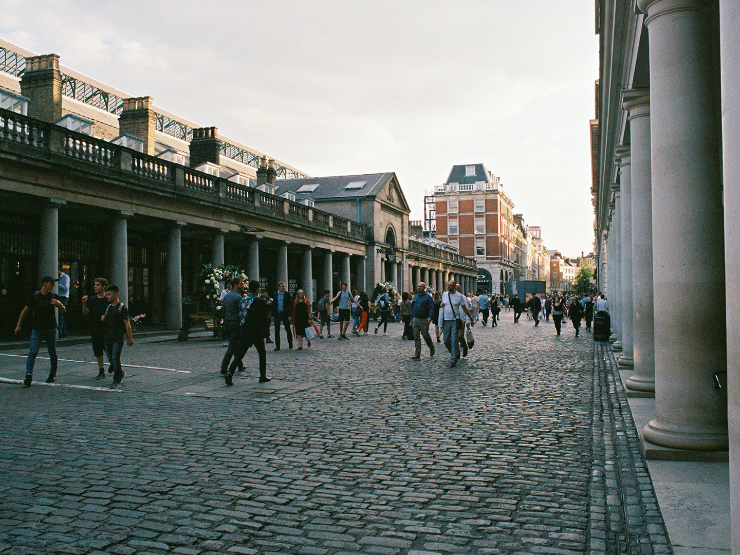 New London Architecture Walking Tour – Covent Garden