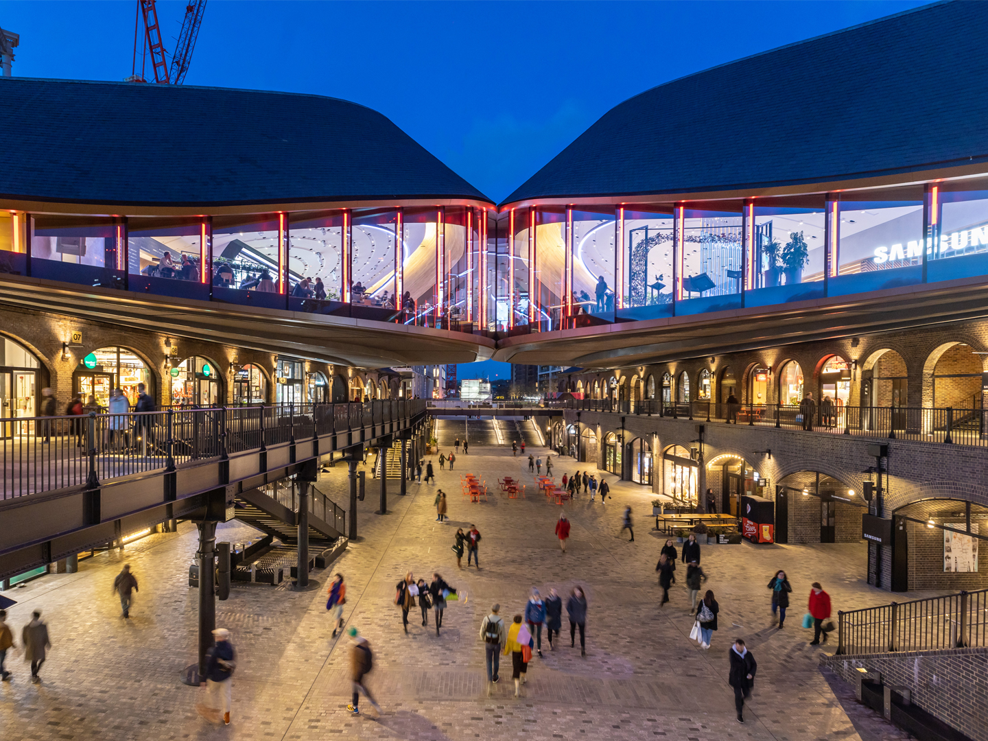 NLA picks Coal Drops Yard for first pop-up