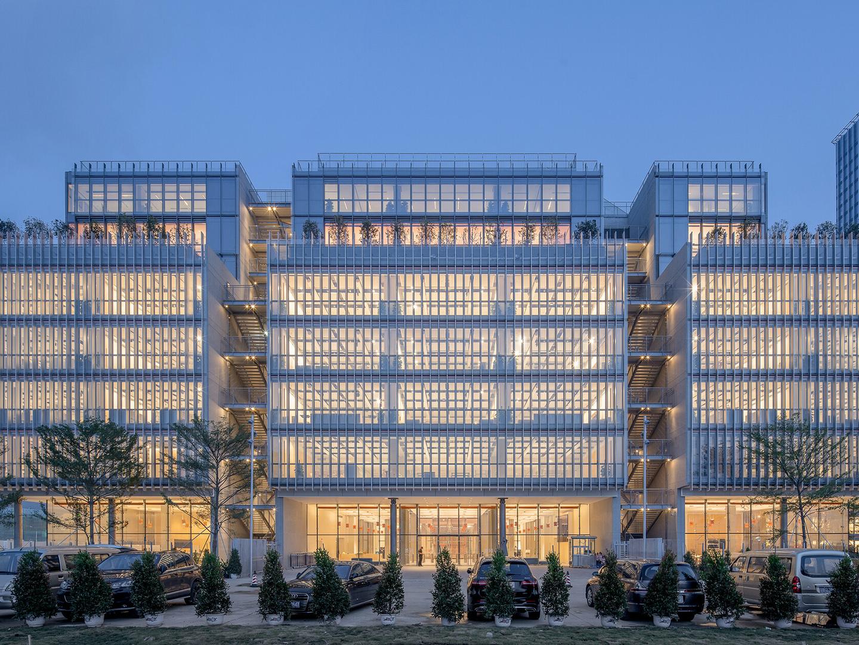 Whittle School and Studios, Shenzhen