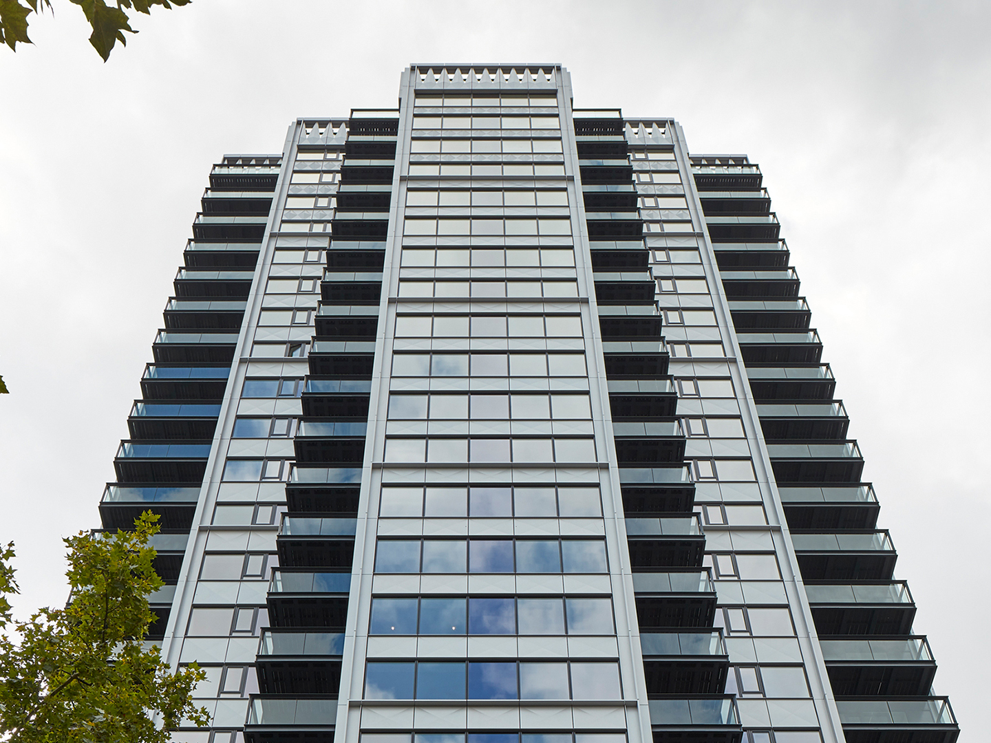 Projects in Practice: residential tall buildings